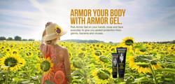 Armor Your Body with Armor Gel