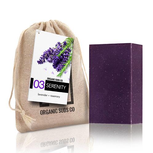 Organic Suds Co. Healthy Certified Organic Non-GMO Soap Bars 4oz