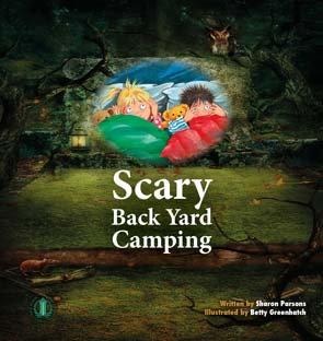 Scary Back Yard Camping