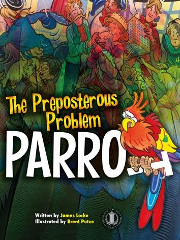Preposterous Problem Parrot