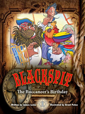 Blackspit the Buccaneer