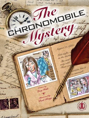 The Chronomobile Mystery