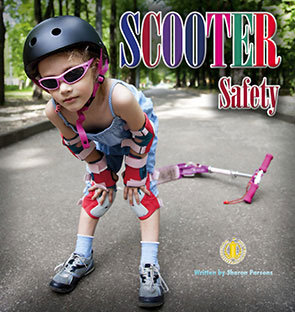 Scooter Safety $NZ 39.99 (6-pack)