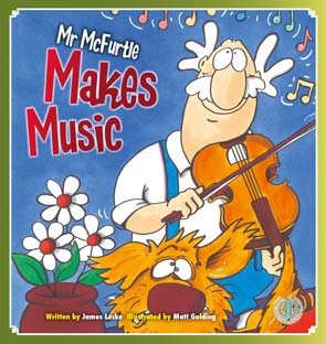 Mr McFurtle Makes Music