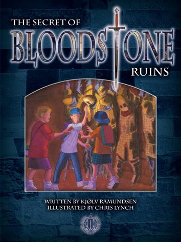 The Secret of Bloodstone Ruins