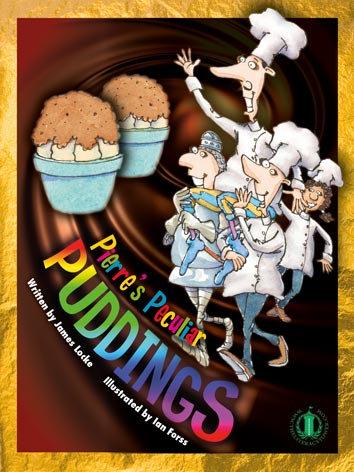 Pierre's Peculiar Puddings
