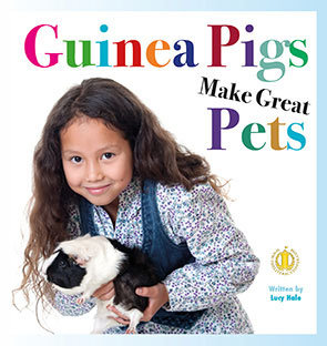 Guinea Pigs Make Great Pets $NZ 39.99 (6-pack)