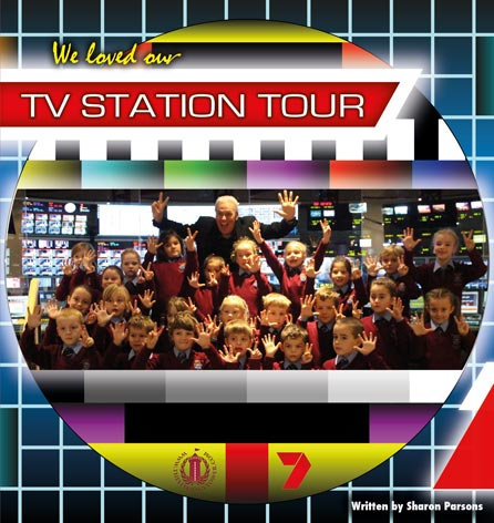 TV Station Tour