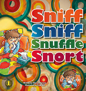Sniff Sniff Snuffle Snort $NZ 39.99 (6-pack)