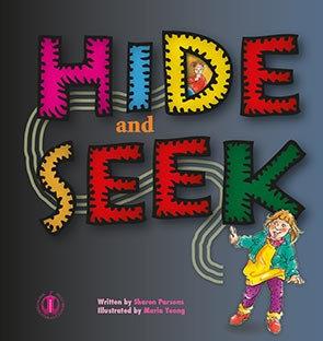 Hide and Seek $NZ 39.99 (6-pack)