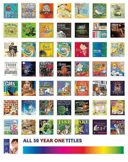 Year One Set          $NZ 374.50 (inc GST)