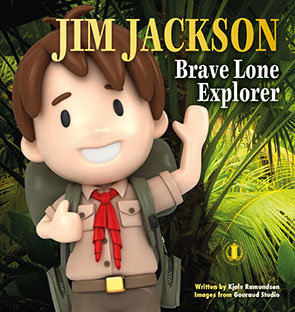 Jim Jackson Brave Explorer $NZ 39.99 (6-pack)