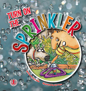 Turn on the Sprinkler $NZ 39.99 (6-pack)