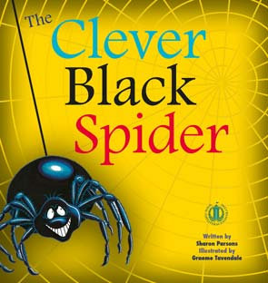 The Clever Black Spider