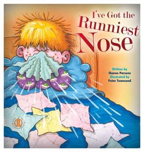 I've Got the Runniest Nose