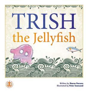Trish the Jellyfish