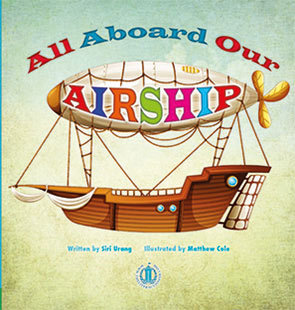 All Aboard Our Airship $NZ 39.99 (6-pack)