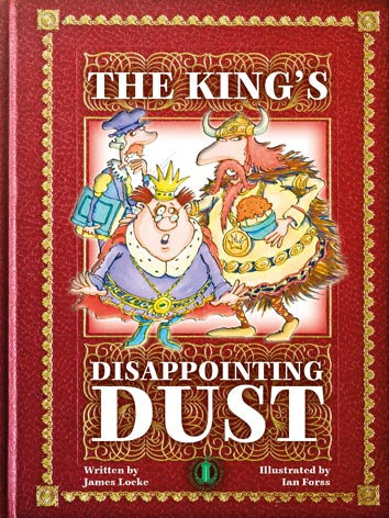 The King's Disappointing Dust
