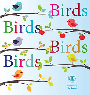 Birds Birds Birds Birds $NZ 39.99 (6-pack)