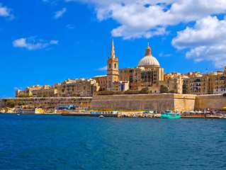 Malta is the country where the most cryptocurrencies are traded