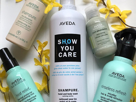 Celebrate Earth Month with 5 Fab Aveda Products