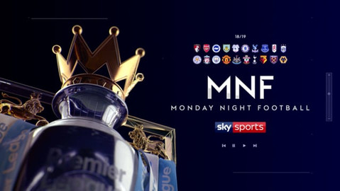 Monday Night Football - Titles 2018/19