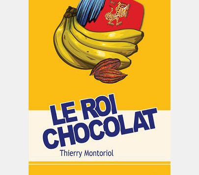 """Le Roi Chocolat"" Thierry Montoriol"
