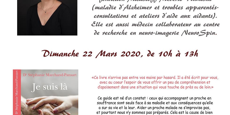 Dédicace Stéphanie Marchand-Pansart