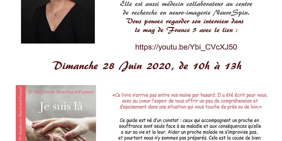 Dédicace Stéphanie Marchand Pansart