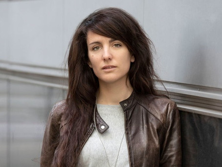 Dédicace Agnès Naudin
