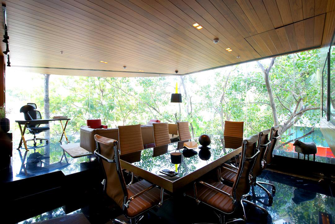 MD's cabin