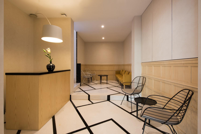 Reception/Office Block