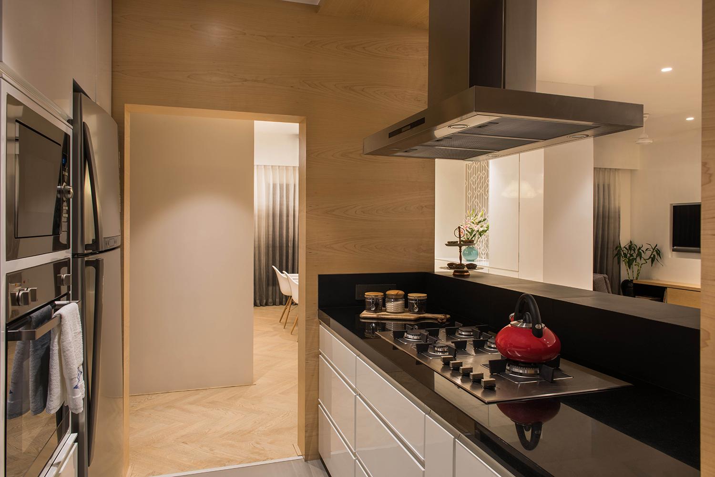 Open Kitchen + Dining