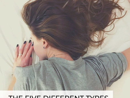 The 5 Different Types of PMS