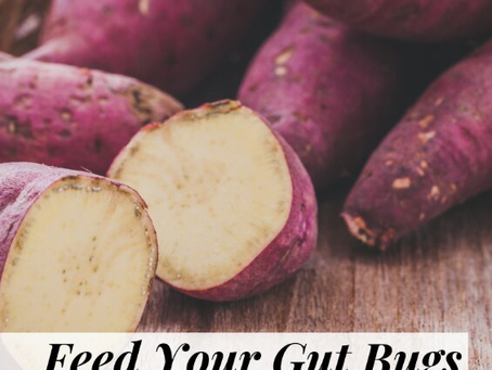 Feed Your Gut Bugs This Special Fibre.