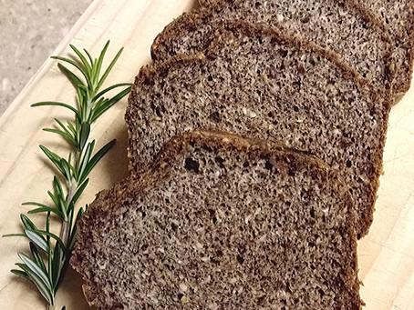 Hormone Balancing LSA & Rosemary Loaf