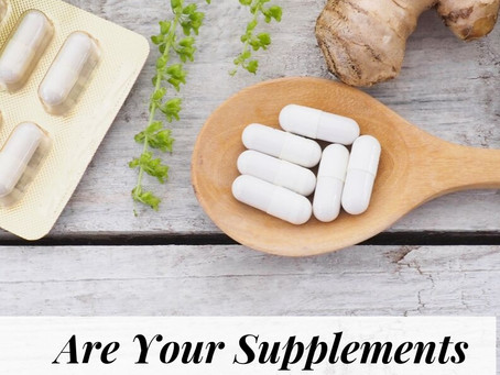 Are Your Supplements Really Working For You?