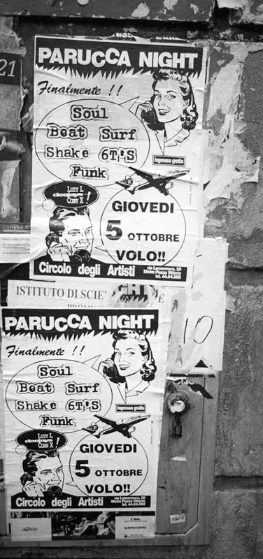 Parucca night
