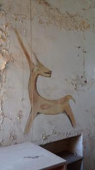 Modern cave art