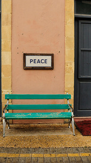 Sit for Peace?