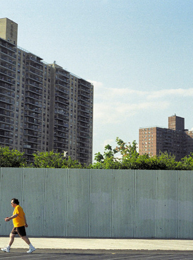 Coney Island walker