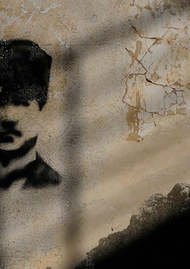 Ataturk and shadows