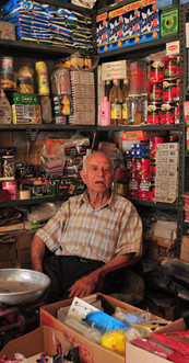 Mardin Shop owner