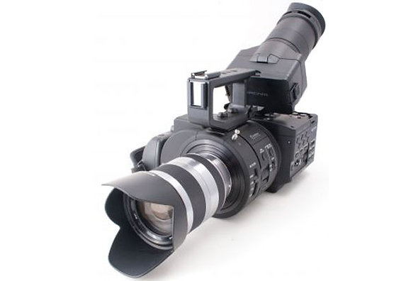 SONY NEX FS 700