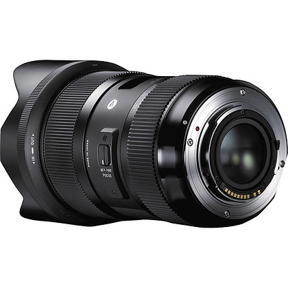 Sigma 18-35mm f/1.8 DC HSM Art Lens EF mount