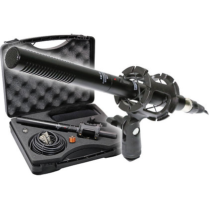 Shotgun Microphone Kit for DSLR