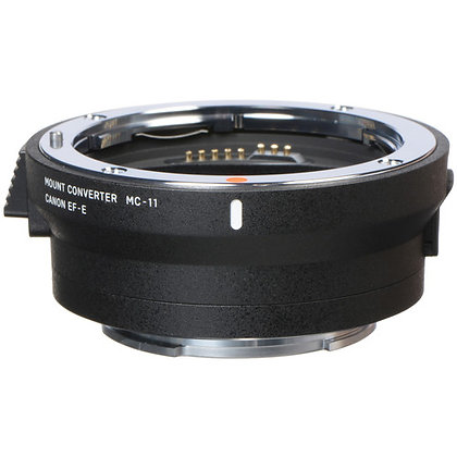 Adaptateur  Sigma MC-11  monture Sigma EF vers Sony E
