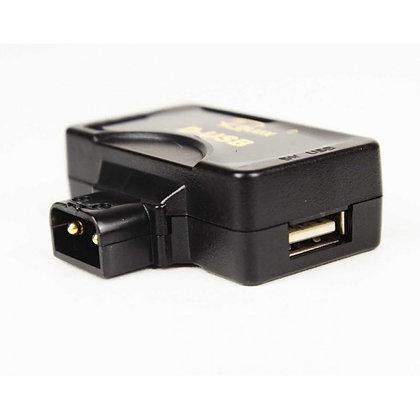 D USB Rolux  (d-tap-to-usb-d-tab-splitter)