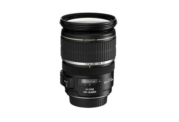 CANON 17-55 MM F.2.8 IS