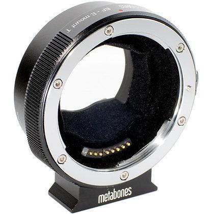 Metabones IV Objectif Canon EF / EF-S vers Sony E Mount T